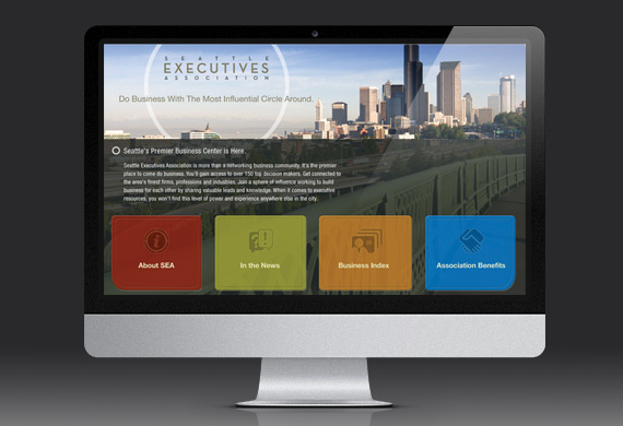 Seattle Executives Web